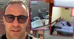 Joe Giudice Gives Video Tour Of Modest Italy Home