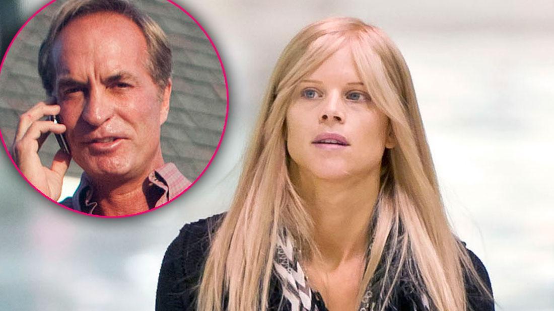 Pregnant Elin Nordegren Misses Ex Chris Cline's Funeral Due To Sweden Trip