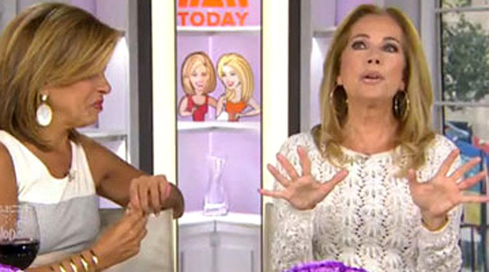 Kathie Lee Gifford Takes Off Ring For First Time Since Frank's Death On Today Show