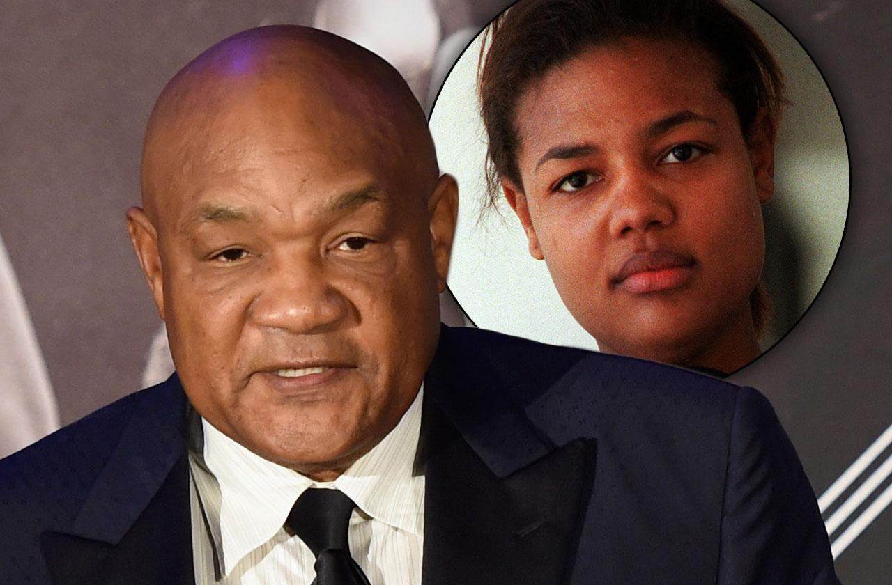 george foreman daughter suicide