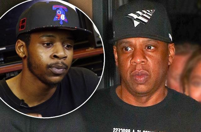 //Jay Z Paternity DNA Test Alleged Son Blackballed pp