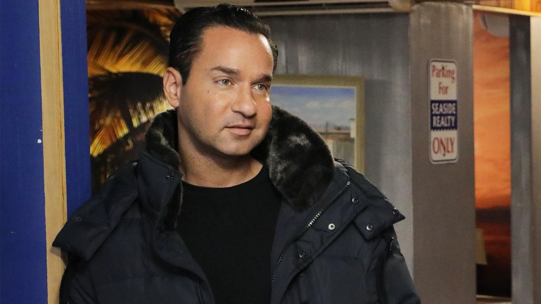 Mike 'The Situation' Sorrentino's Halfway House Rules Revealed