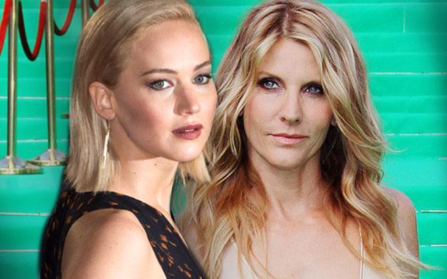 Patrick Dempsey Make-Up Artist Wife Jennifer Lawrence