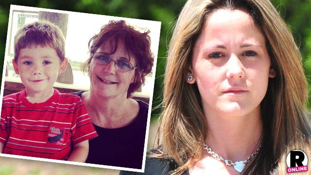 jenelle evans custody hearing son jace setback