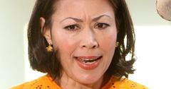 Ann Curry not happy