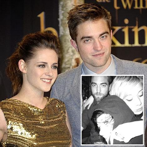 //robert pattinson kristen stewart square getty instagram