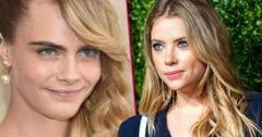 Cara Delevingne Confirms Relationship With Ashley Benson