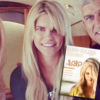 //lauren scruggs book