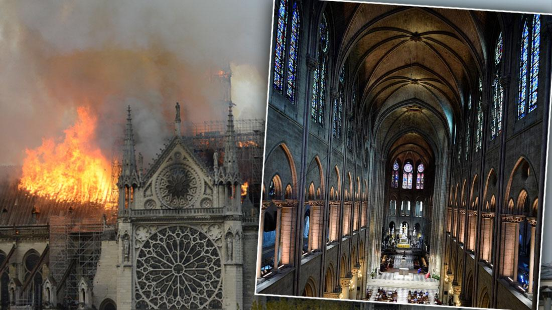 Experts Fear Notre-Dame Fire Destroyed Cathedral Treasures