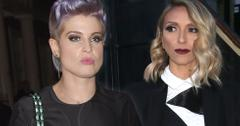 Kelly Osbourne Giuliana Rancic 'Fashion Police'