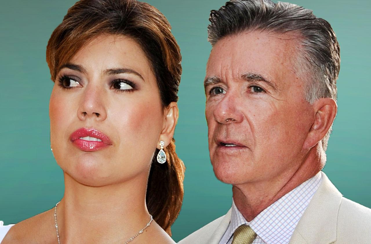 Alan Thicke Widow Claims His Sons Want Family Ranch Pot Plantation