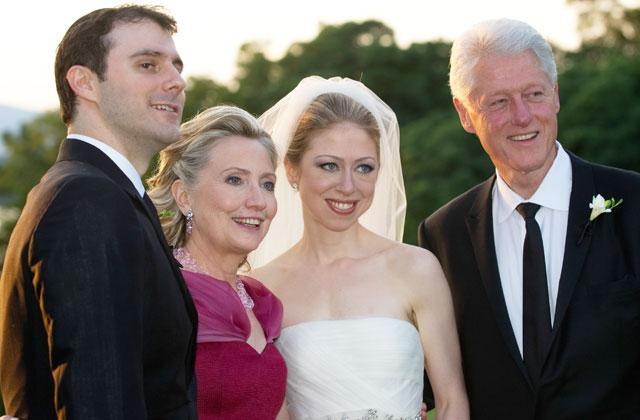 Hillary Clinton Wikileaks Emails Foundation Chelsea Wedding