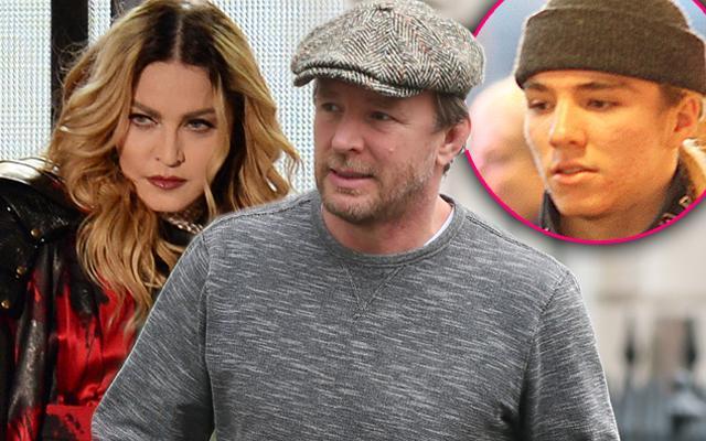 Madonna Custody Battle Guy Ritchie Rocco Ritchie