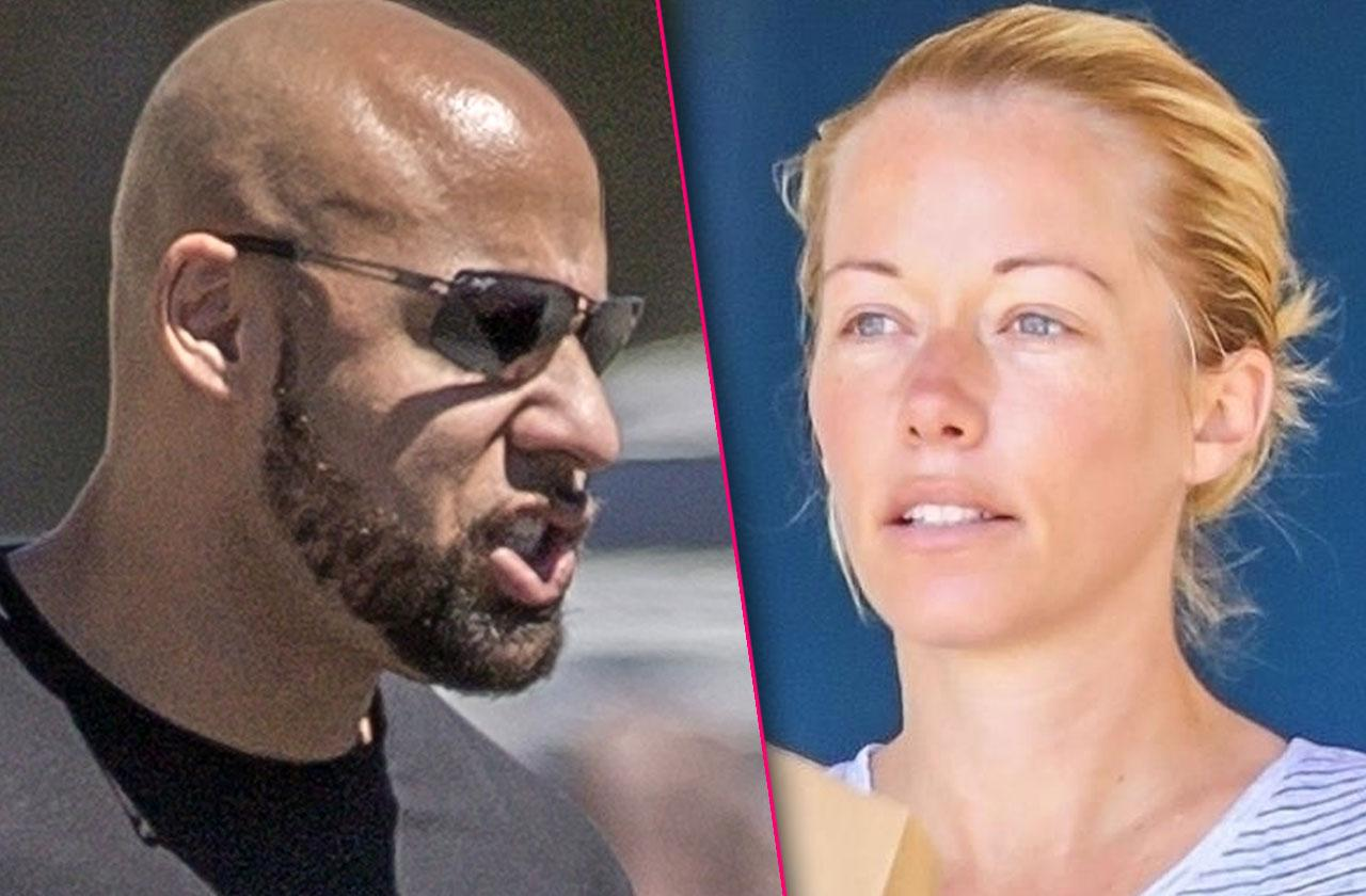 Kendra Wilkinson & Hank Baskett Final Appearance Together