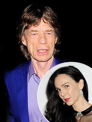 //mick jagger lwren scott tall