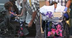 Michael Jackson Mom Katherine Frail Dying Wheelchair Pics