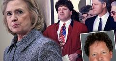 roger clinton fueled booze sex drugs bill clinton inauguration