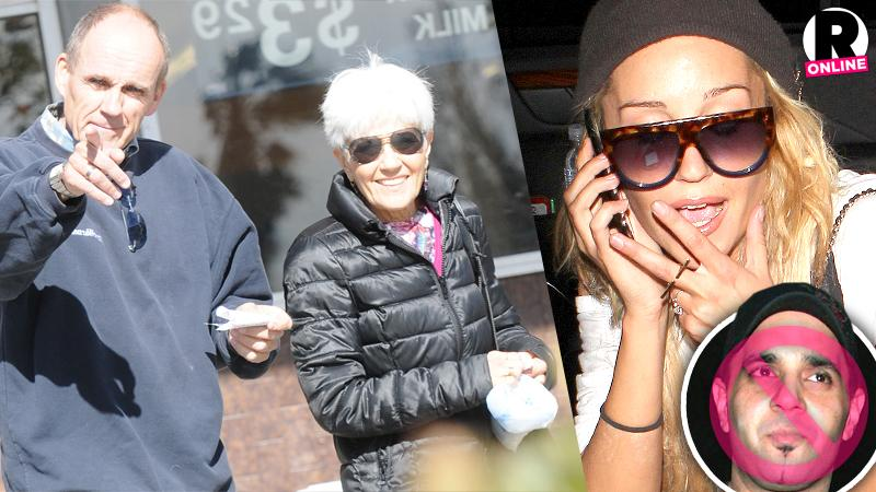 //amanda bynes parents rick lynn cut off sam lutfi during rehab pp sl