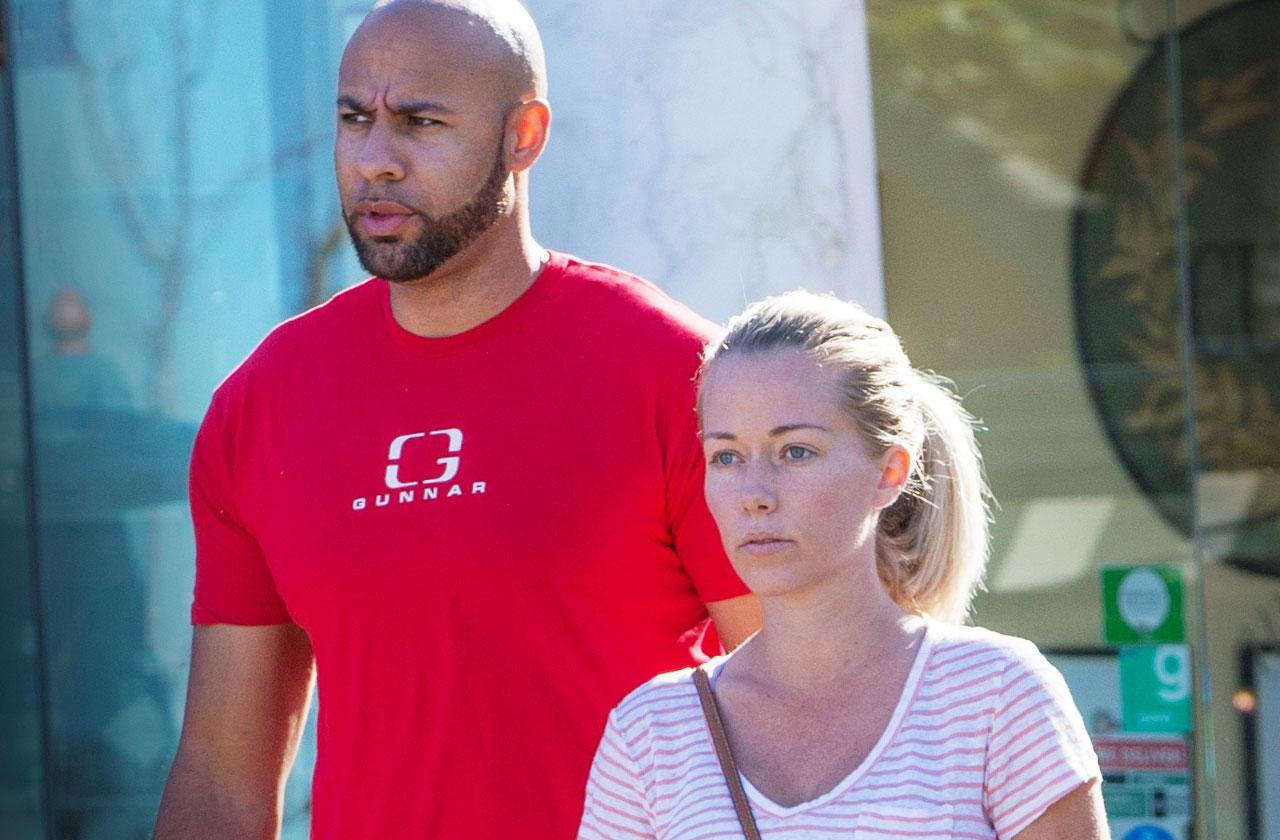 //kendra wilkinson hank baskett marriage issues pp