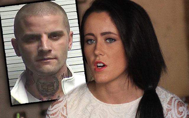 //jenelle evans husband courtland rogers arrested heroin