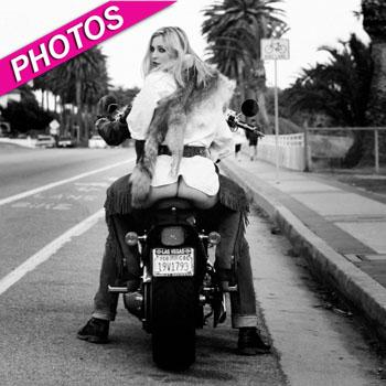 //scout willis photos chaps motorcycle stylecaster