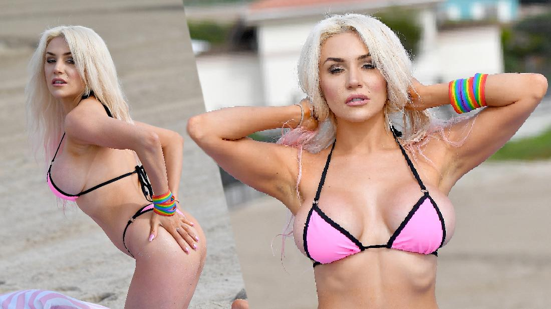 Courtney Stodden Flaunts Bikini Body After Divorce