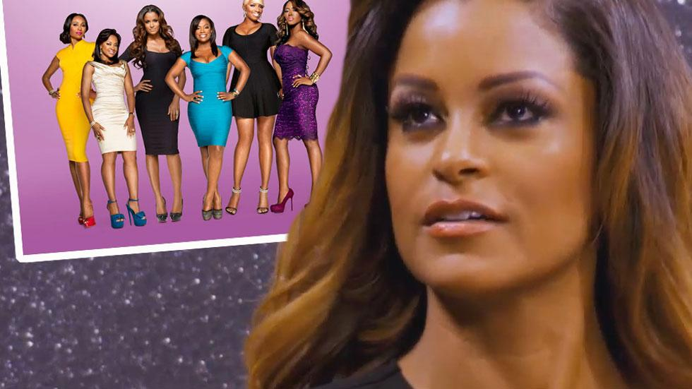 Claudia Jordan Real Housewives Atlanta