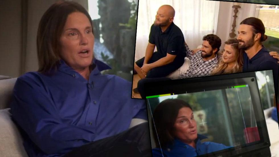 Bruce Jenner Sex Change — New Promo For Diane Sawyer ABC Interview