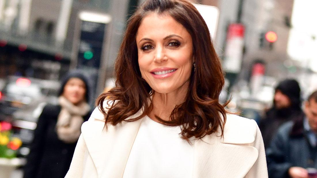 Bethenny Frankel Attends Variety Luncheon Amid Controversy