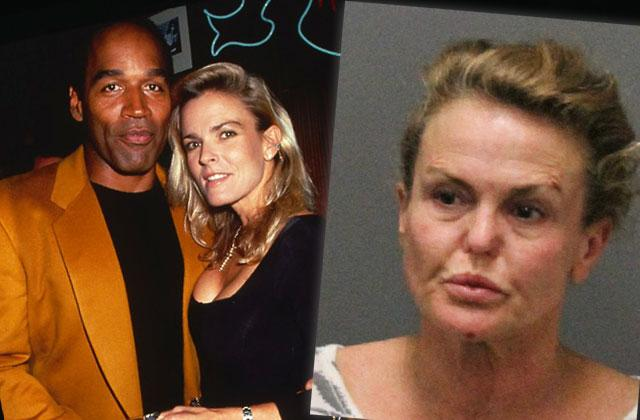 //nicole brown sister dominique brown dui rehab