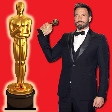 //ben affleck oscar golden globe