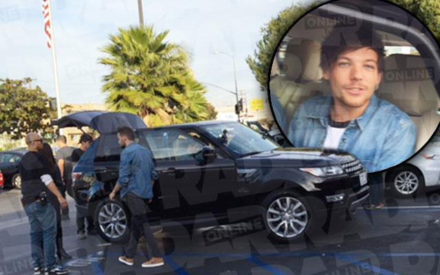 One Direction Handicapped Spot Parking Fight