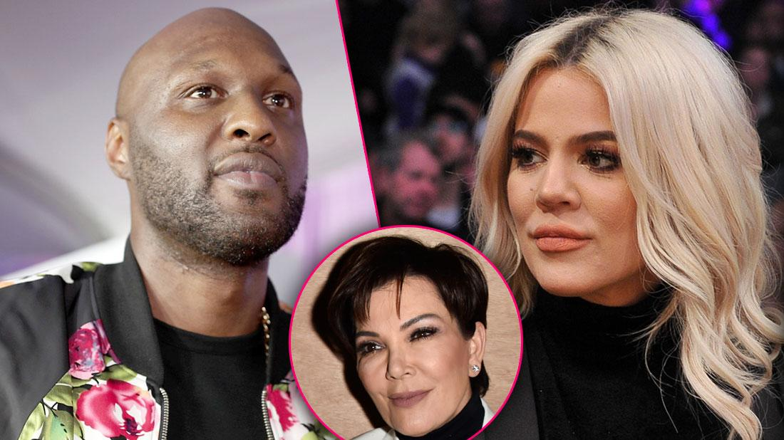 Lamar Slams 'Devious' Kris For Setting Up Daughter Khloe In Sinister Scheme