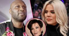 Lamar Slams 'Devious' Kris For Setting Up Daughter Khloe In Sinister Scheme