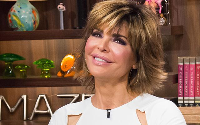 Lisa Rinna Slams Eating Disorder Gossip, Reveals Word Diet Never Used In Her House