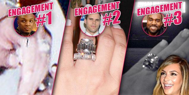 //kim kardashian ring comparison  wide