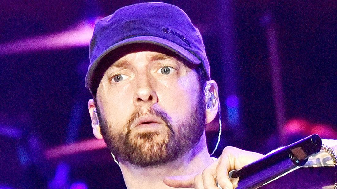 Eminem's Dad Tried To Reconcile With Son Before Death, Pal Says