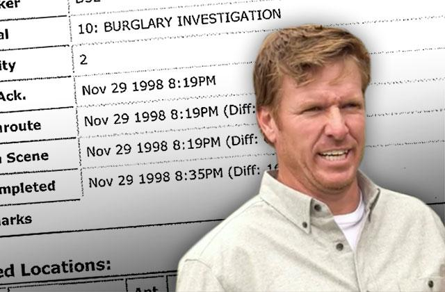 chip gaines robbery stolen tools car fixer upper