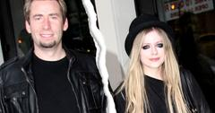 Avril Lavigne Chad Kroeger Split