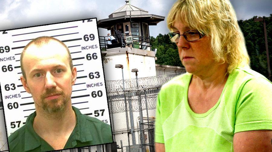Prison Break Joyce Mitchell David Sweat