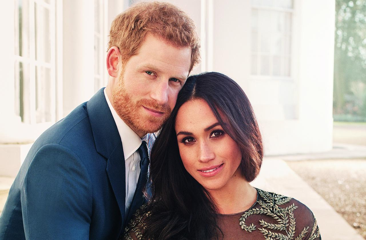 Prince Harry Meghan Markle Wedding Drama