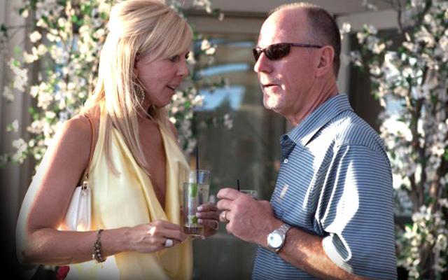 Vicki Gunvalson & Donn Gunvalson Marriage