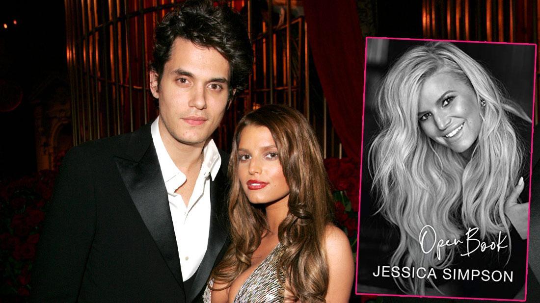 John Mayer Asked Jessica Simpson To Marry Him, New Memoir Reveals