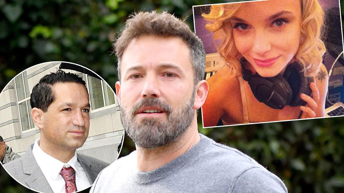 Ben Affleck's New Girlfriend Katie Cherry Once Accused The Situation's Brother Of Assault