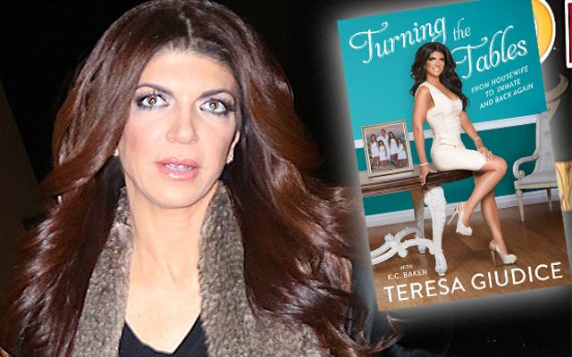 Teresa Giudice Book Tour Supervised Probation Travel