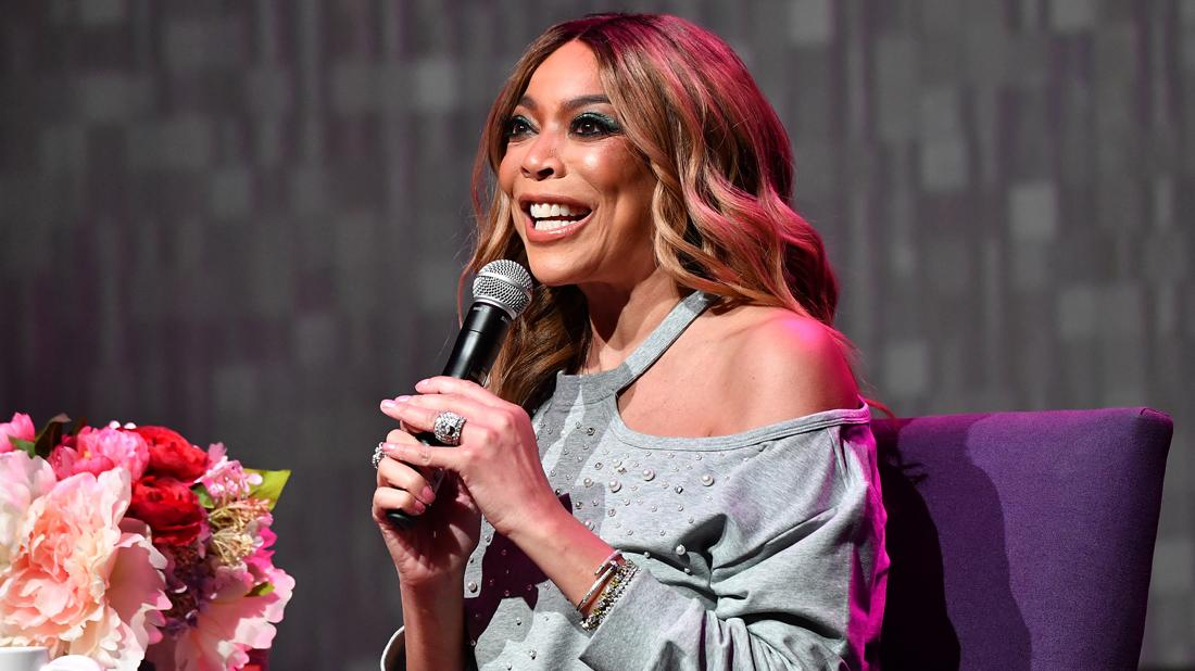 Wendy Williams 'Happy' After Dumping Cheating Husband Kevin Hunter