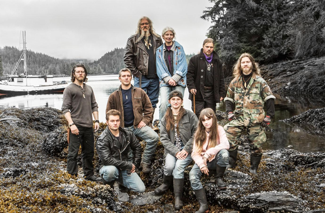 'Alaskan Bush People' Family Talk Candidly About Mom Ami's Cancer