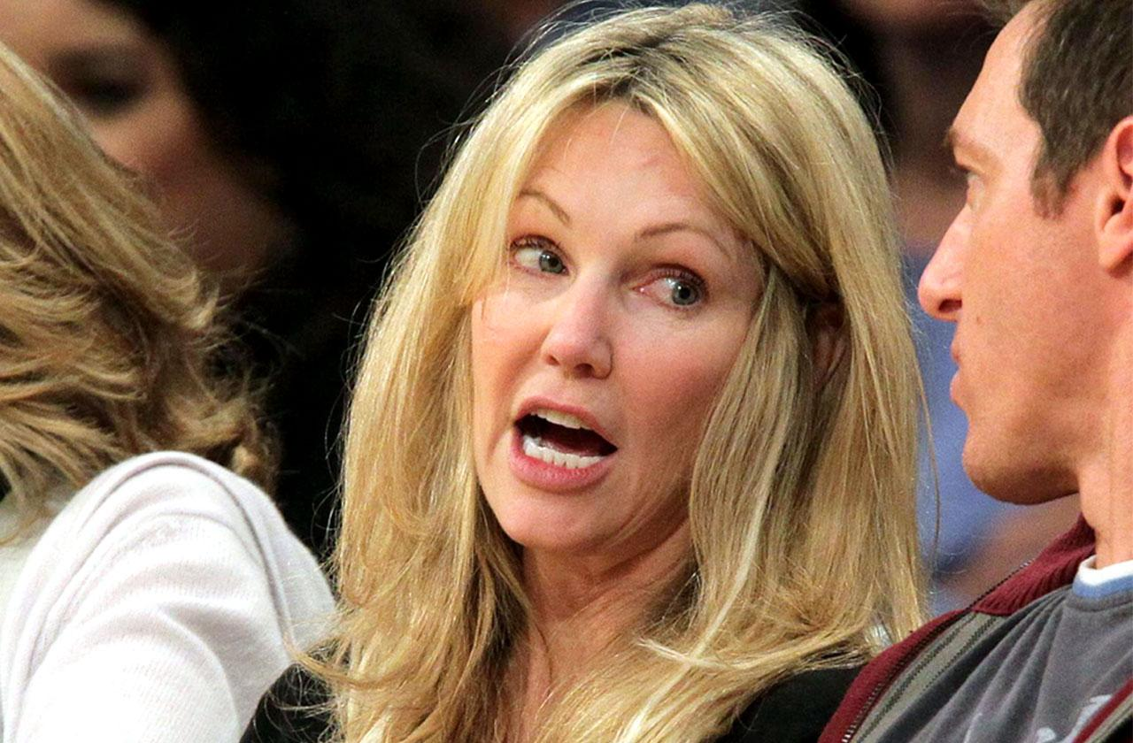 //Heather Locklear  Call Violent Agitated PP