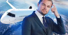 Leonardo DiCaprio Wins Environmental Award -- Actor Slammed After Taking Private Jet