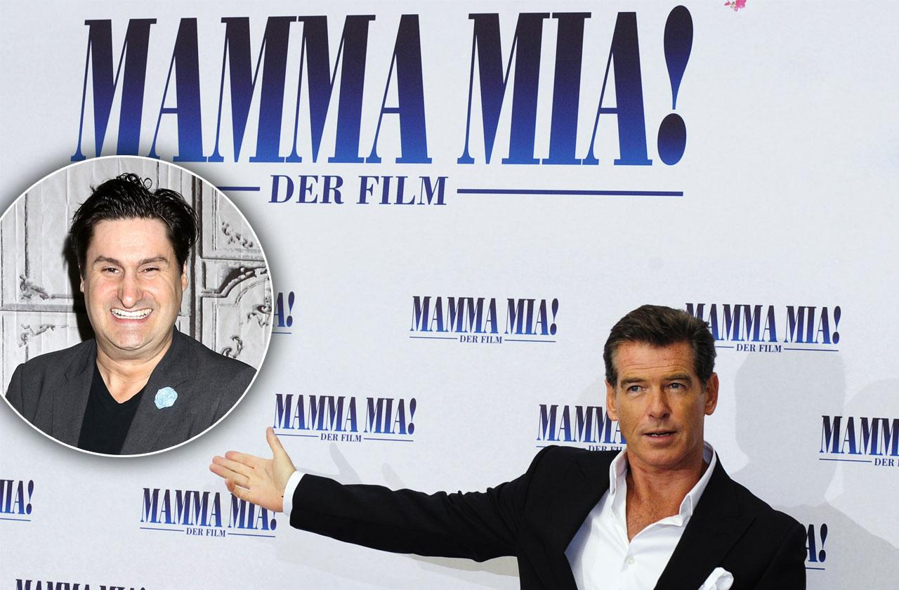 pierce brosnan will sing mamma mia sequel